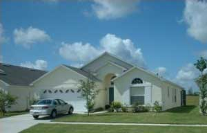 Kissimmee Villa - 4 Bedroom Pool Home