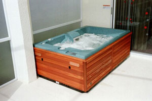 The new Jacuzzi